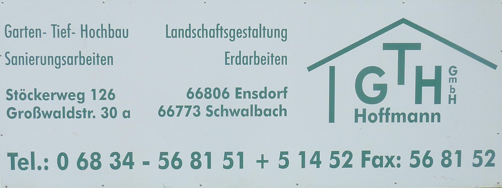 Garten-Tief-Hoch Bau Hoffmann